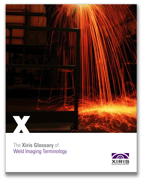 Cover image of The Xiris Glossary of Weld Imaging Terminology White Paper