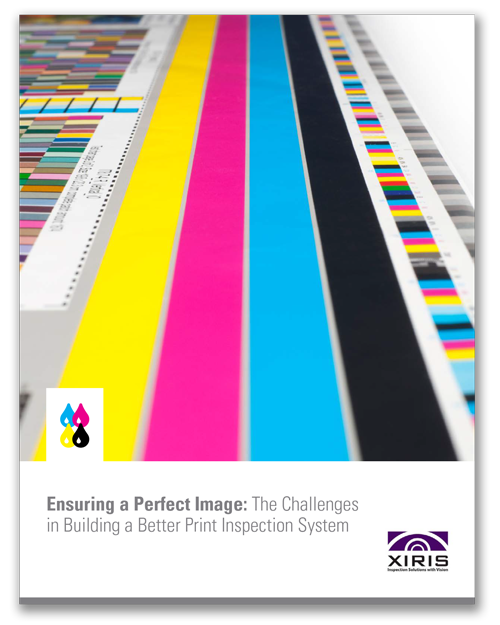 Cover image of Xiris Ensuring a Perfect Image White Paper
