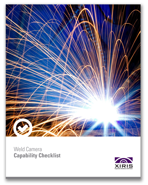Cover image of Xiris Weld Camera Compatibility Checklist White Paper
