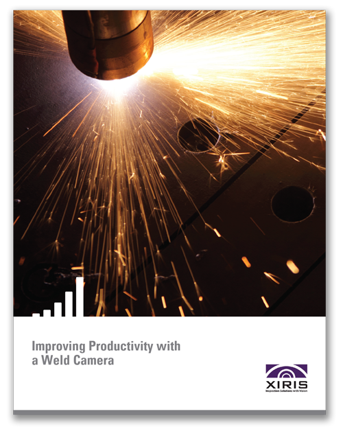 Cover image of Xiris Improving Productivity with a Weld Camera White Paper
