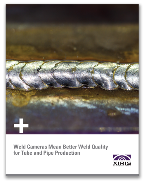 Cover image of Xiris Weld Cameras Mean Better Weld Quality for Tube and Pipe Production White Paper