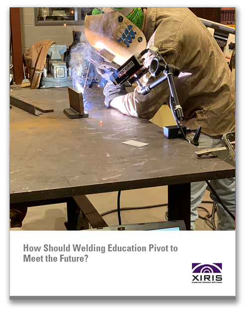 White paper: How Should Welding Education Pivot to Meet the Future